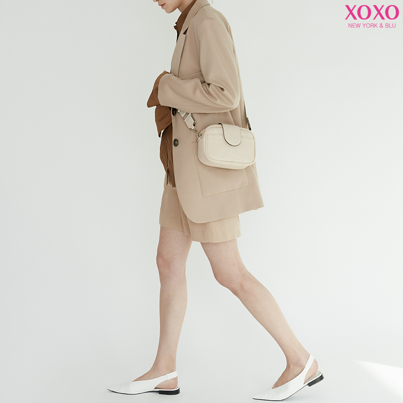 XOXO BLU 크로스백 UPSH001I